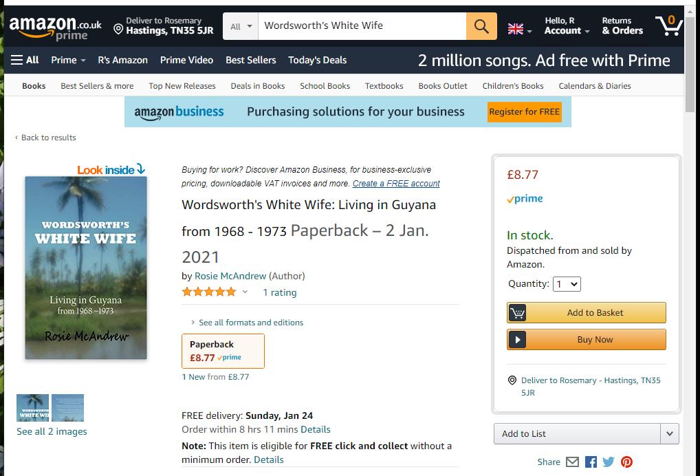 Amazon screenshot 20.01.21