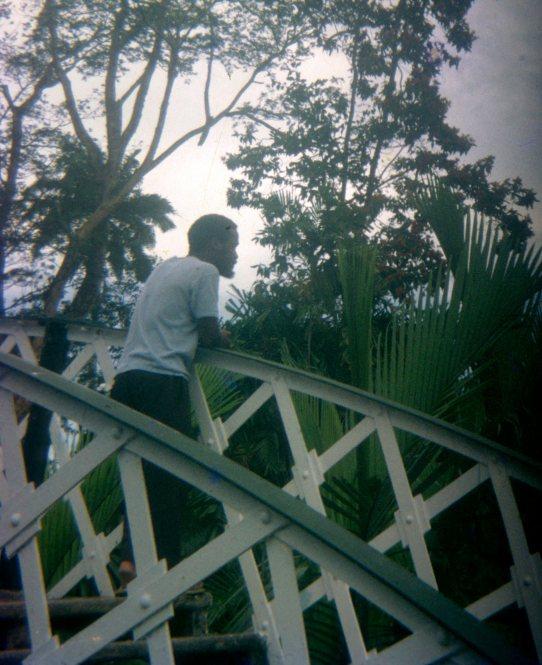 p 26, 1 - Mac Stanidng on Kissing Bridge (2)